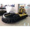 水利部技术装备基地推广应急抢险救援气垫船
